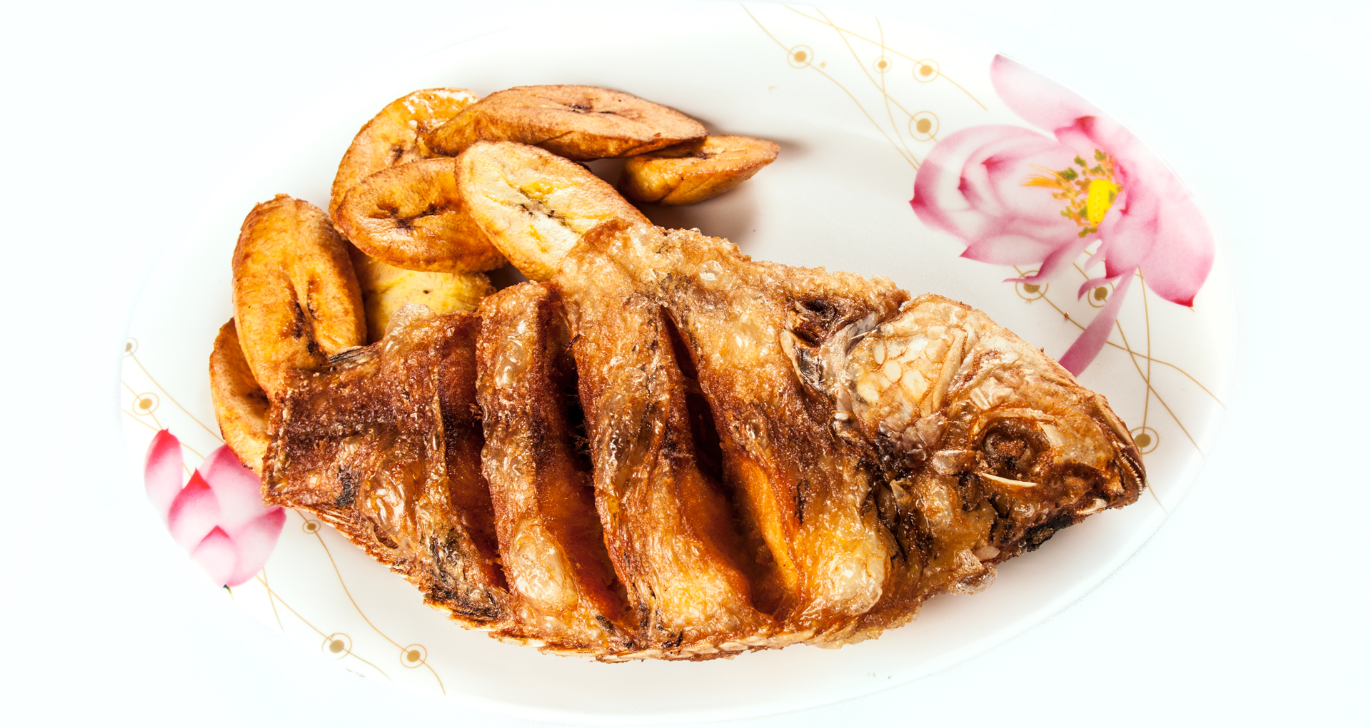 Red Tilapia Fried