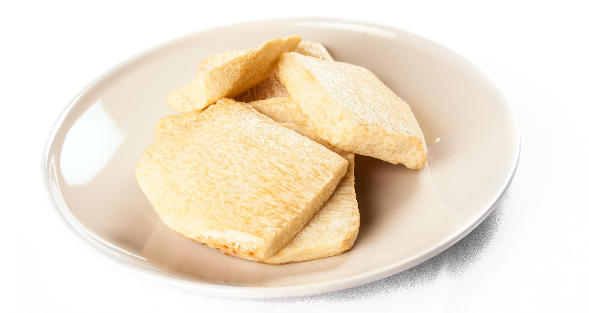 Fried Yam